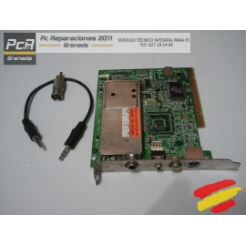 TARJETA PCI DE TV ANALOGICA PINNACLE (SOLO PCI)