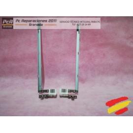 FUJITSU AMILO PA2510 CONJUNTO DE BISAGRAS PN 40GL50051-00 L PN 40GL50051-10 R
