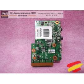 FUJITSU AMILO PA2510 TARJETA SONIDO Y USB PN 35G2L5020-C0