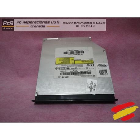 COMPAQ CQ61 GRABADORA CD TS-L633 PN 460507-FC1 517850-001