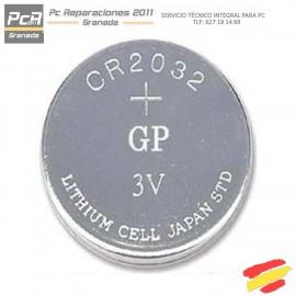 PILAS PC CR2032 UNIDAD