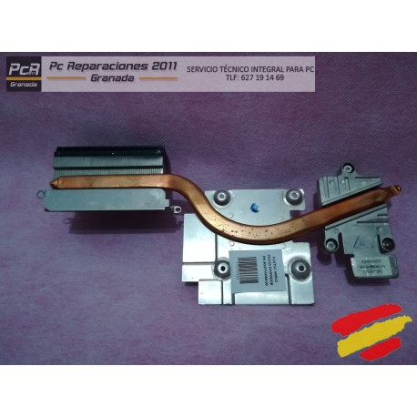 FUJITSU AMILO PI2530 DISIPADOR PN 40GP55040-00
