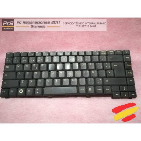FUJITSU AMILO PI2530 TECLADO ESPAÑOL MP-02686003347KL PN 71GP55094-00
