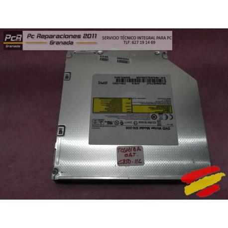 REGRABADORA DVD SN-208 PARA PORTÁTIL