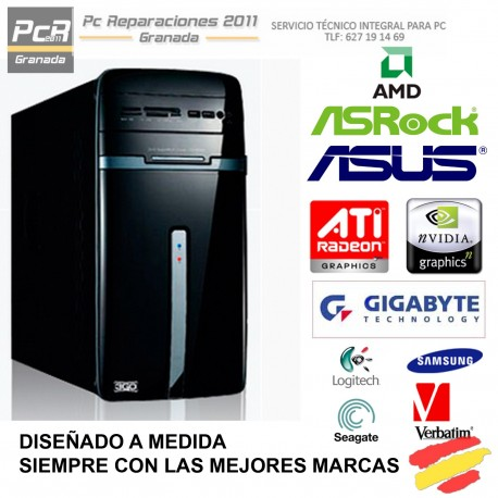 TORRE BASICA AMD